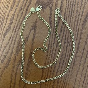 FIRM PRICE Park Lane Verona goldtone necklace